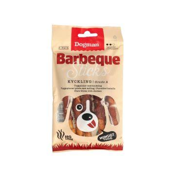 Dogman Barbeque sticks m kyckling 5p S 12,5cm