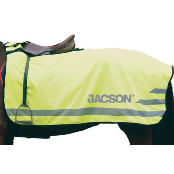 Jacson Reflex Skrittedekken Neon Gul
