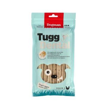 Dogman Tugg Dental med kyckling 7p M 17,5cm