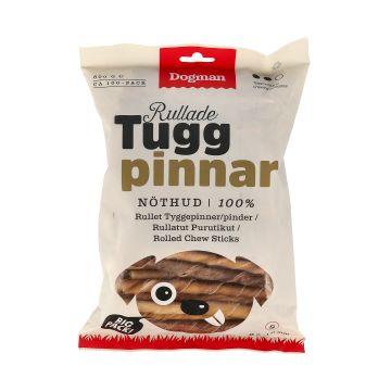 Dogman Tuggpinnar 100p Brun 9-10mm 12,5cm