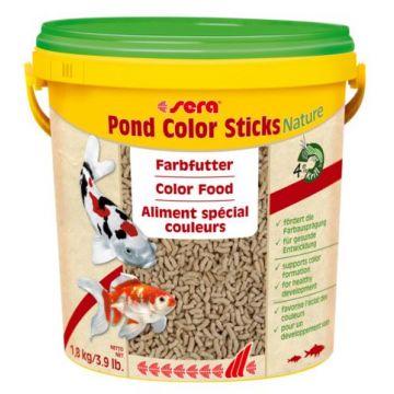 Sera Pond Color Sticks Nature 10L