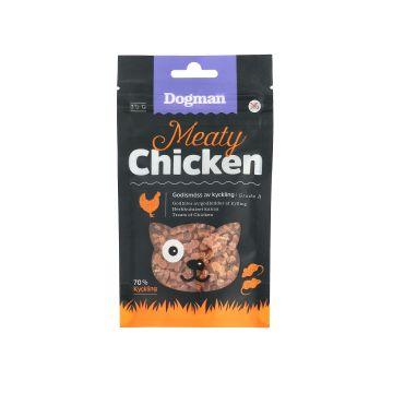 Dogman Godbiter med kylling 30g