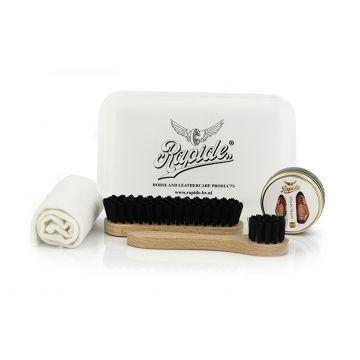 Rapide Shoe polish kit Svart
