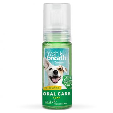 Tropiclean OralCare foam 133ml