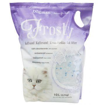 Dogman Kattesand frosty original 10L