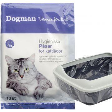 Dogman Poser for kattedo M 48cm