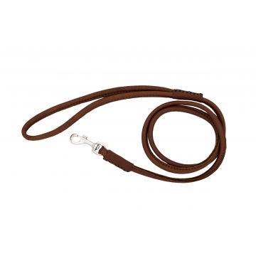 Collar Läderkoppel Soft Brun XS 183cm