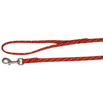 Alac Polyesterkoppel Röd XS 190cm