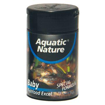 Aquatic Nature Babyfish granulat XXS 124ml