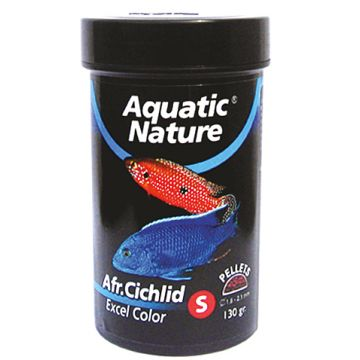 Aquatic Nature African Cichlid Excel Granulat S 320ml