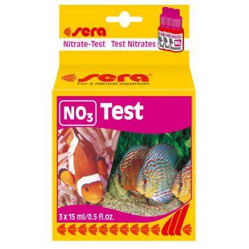 Sera Vattentest Nitrat NO3 3x15ml