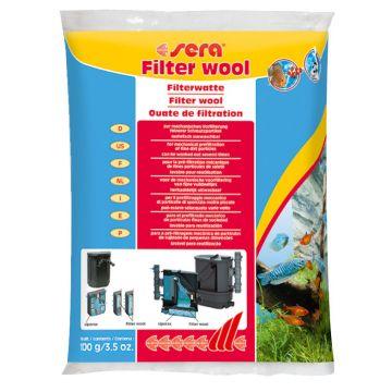 Sera Sera filter wool  Hvit