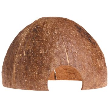 Hobby Aqua Cave Grotta Cocos Brun S 11cm