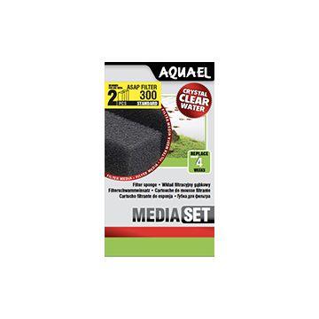 Aquael Filterpatron ASAP 300 2p Svart