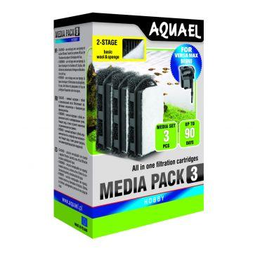 Aquael Media 3-pack FZN Mini