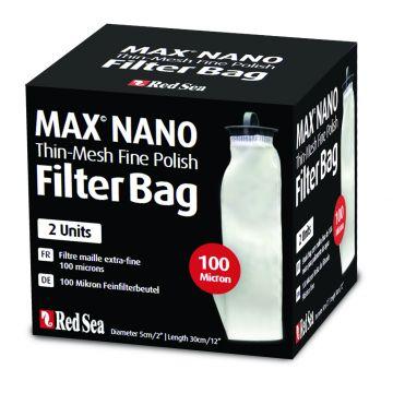 Red Sea Filter Media bag 100 mikron 2p Vit 30cm