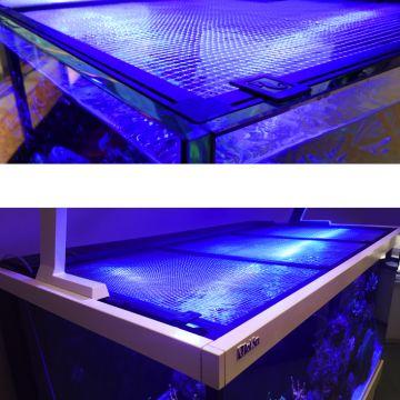 Red Sea Akvarium Tank Net Svart