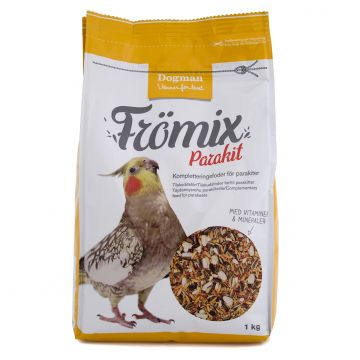 Dogman Frømix undulat 1kg