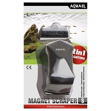 Aquael Algmagnet Magnet Scraper 2i1 Svart S