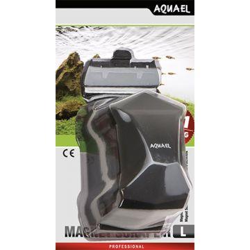 Aquael Algmagnet Magnet Scraper 2i1 Svart L