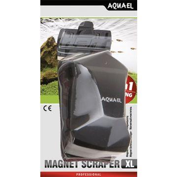 Aquael Algmagnet Magnet Scraper 2i1 Svart XL