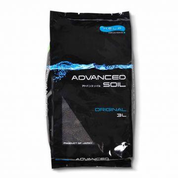 Aquael H.E.L.P Advanced Soil Orginal Svart 3L