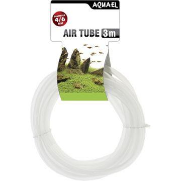 Aquael Luftslang 4/6mm Transparent 3m