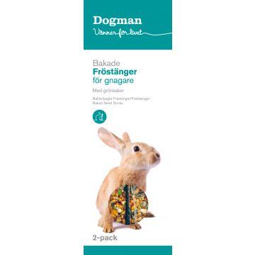 Dogman Fröstänger grönsaker 2p 112g