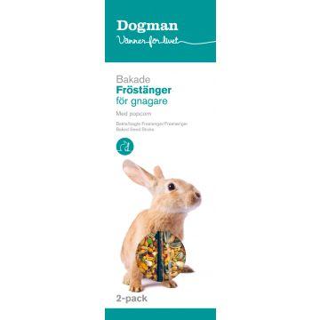 Dogman Fröstänger popcorn 2p 112g