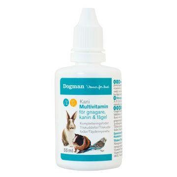 Dogman Multivitaminer 55ml