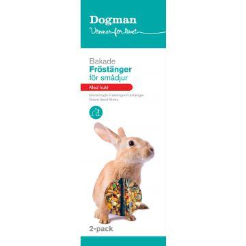 Dogman Fröstänger frukt 2p 112g