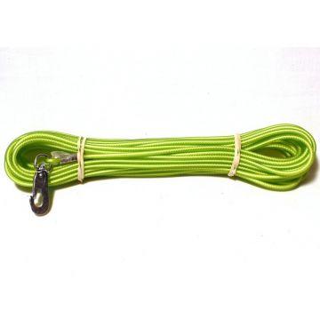 Alac Spårlina gummi Grön 4mm 15m
