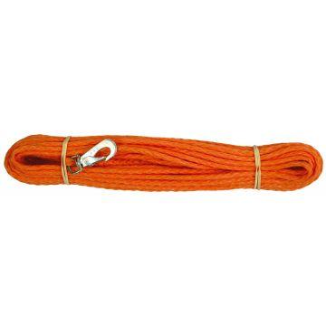 Alac Sporline flettet Oransje 8mm 15m