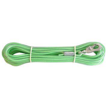 Alac Spårlina gummi Grön 6mm 15m