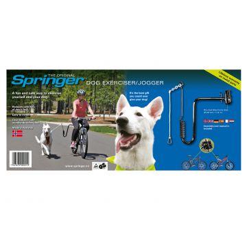 Springer Cykelfäste Svart