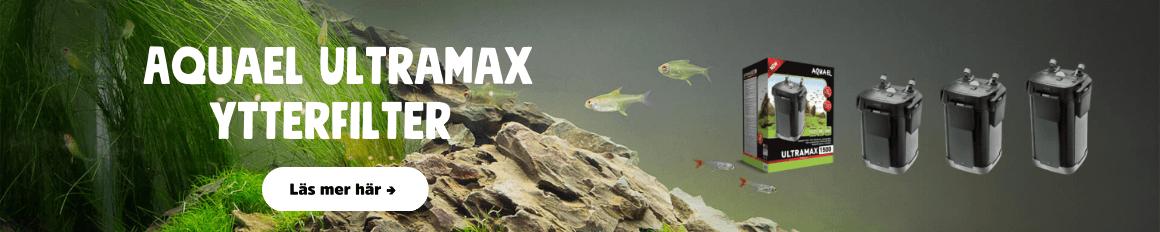 Aquael ultramax ytterfilter