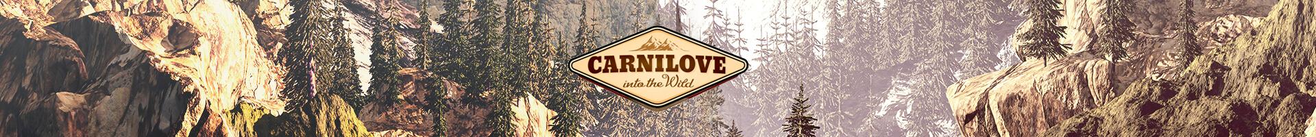 Carnilove logo banner