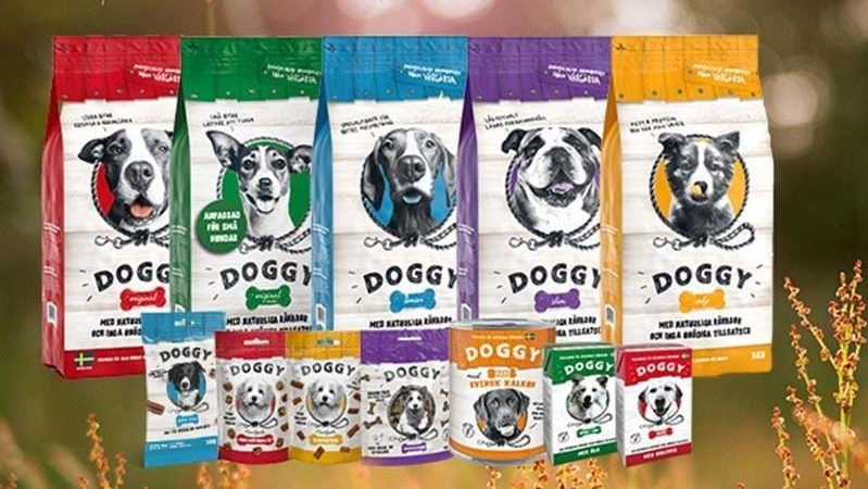 Doggy produktserie