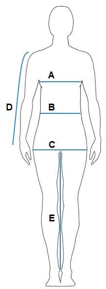 Sizeguide female