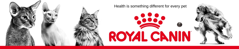 Royal canin hund och kattfoder